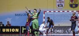 UEFA Futsal Cup   Barcelona osigurala Final Four, Baku se oprostio pobjedom!
