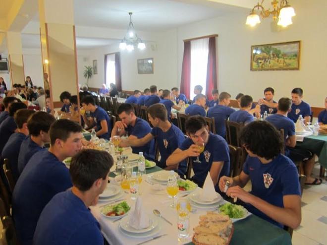 Kamp mlade reprezentacije Otočac