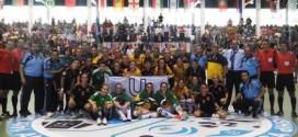 Ženski futsal | Malaga 2014