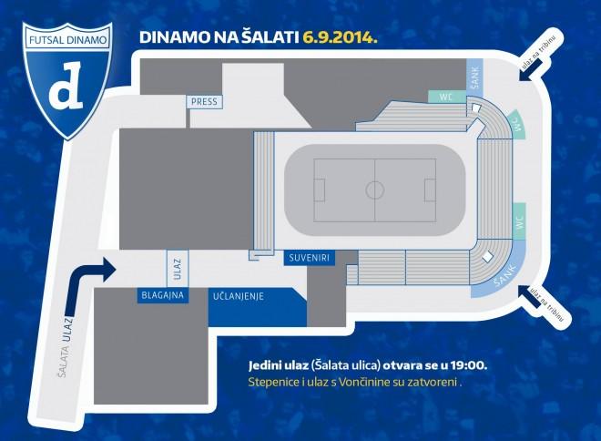 FutsalDinamo-mapa