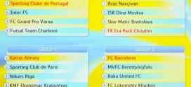 UEFA Futsal Cup | Obavljen ždrijeb Elitne runde natjecanja!