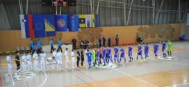 Slovenija i BiH odigrali dva prijateljska ogleda!