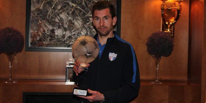 Slikovni rezultat za tihomir novak najbolji igrač trofej crofutsal